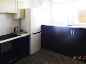 Кухня прямая - фото №14