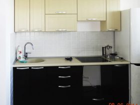 Кухня прямая - фото №6