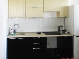 Кухня прямая - фото №1